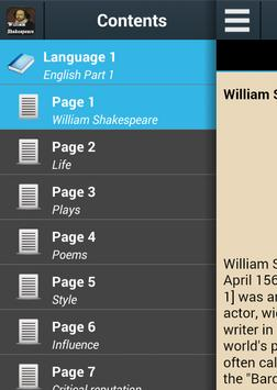 William Shakespeare Biography poster