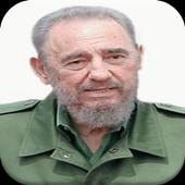 Biography of Fidel Castro icon
