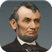 Biography of Abraham Lincoln icon