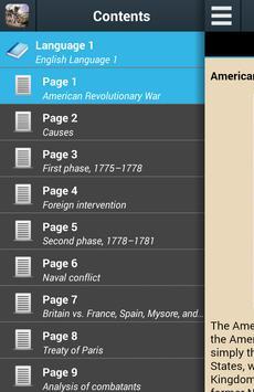 American Revolutionary War poster