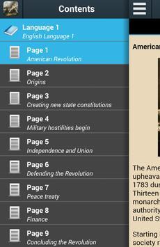 American Revolution History poster