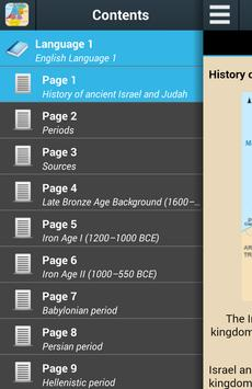Ancient Israel History poster