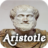 Biography of Aristotle icon
