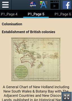 Australia History apk screenshot