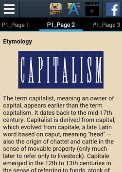 Capitalism History apk screenshot
