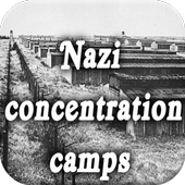 Nazi concentration camps icon