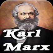 Biography of Karl Marx icon