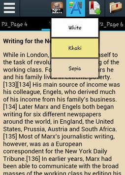 Biography of Karl Marx apk screenshot