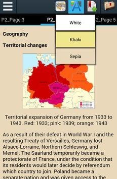 History of Nazi Germany apk screenshot