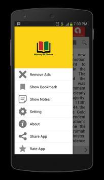 History of Ghana Free apk screenshot