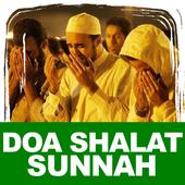 Doa Shalat Sunnah icon