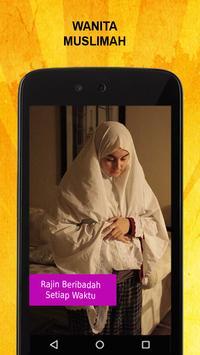 Fiqih Wanita Muslimah apk screenshot