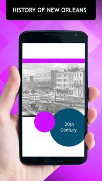 History Of New Orleans apk screenshot