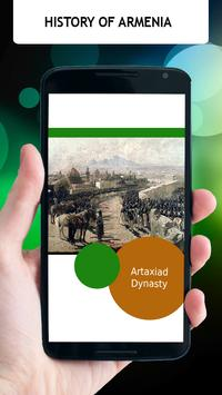 History Of Armenia apk screenshot