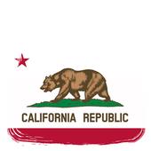 History Of California icon