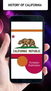History Of California apk screenshot
