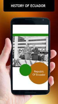 History Of Ecuador apk screenshot