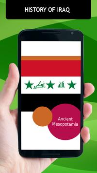 History Of Iraq poster