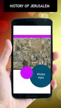 History Of Jerusalem apk screenshot