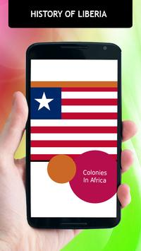 History Of Liberia poster