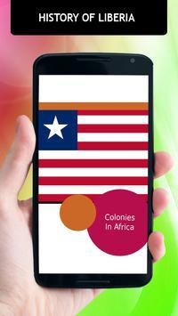 History Of Liberia apk screenshot