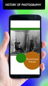History Of Photography apk screenshot