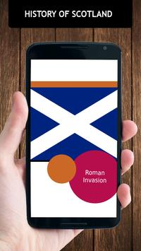 History Of Scotland poster