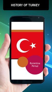 History Of Turkey poster