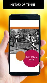 History Of Tennis apk screenshot