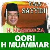 Qori H Muammar ZA icon