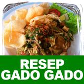 Resep Gado Gado icon