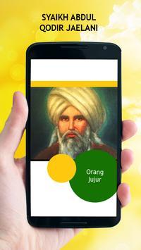 Syaikh Abdul Qodir Jaelani poster