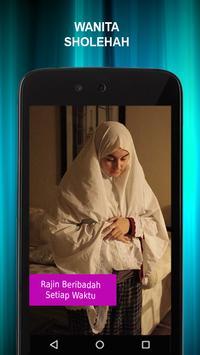 Wanita Sholehah apk screenshot