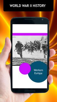 World War II History apk screenshot