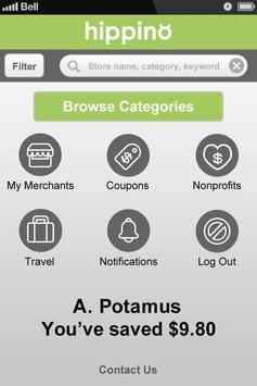 Hippino Local Search apk screenshot