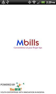 Mbills poster