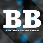 """""""Hitamisy"""" BM 2016 Transparan icon"""