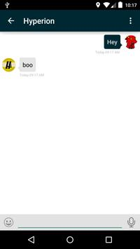 Hivetale Messenger apk screenshot
