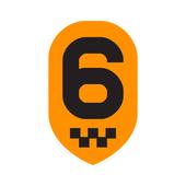 6-й Таксопарк, заказ такси icon