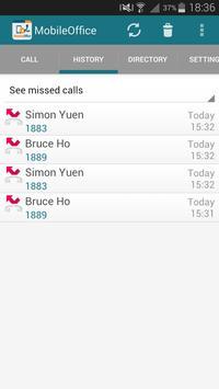 HKBN MobileOffice apk screenshot
