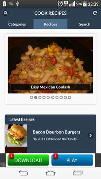 Cook Recipes apk screenshot