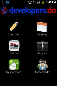 Developers Dominicanos apk screenshot