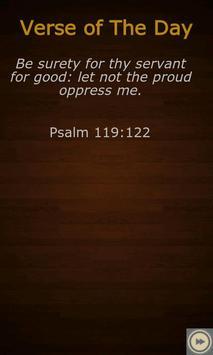 Book of Psalms (KJV) FREE! poster