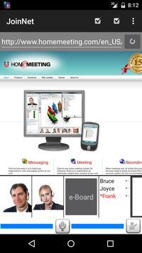 JoinNet apk screenshot