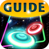 Guide for Glow Hockey : Trick icon