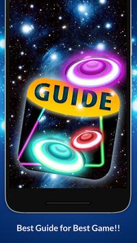 Guide for Glow Hockey : Trick apk screenshot