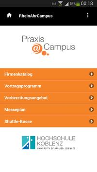 Praxis@Campus poster