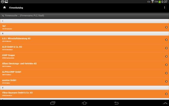 Praxis@Campus apk screenshot