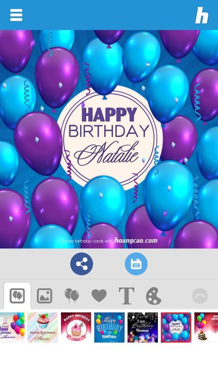Happy Birthday Card Maker APK Download Free Photography APP for – Birthday Card Maker App