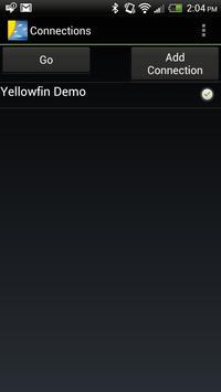 Yellowfin apk screenshot